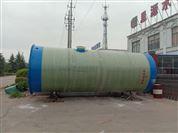 地埋式一体化污水泵站的控制系统应符合规定
