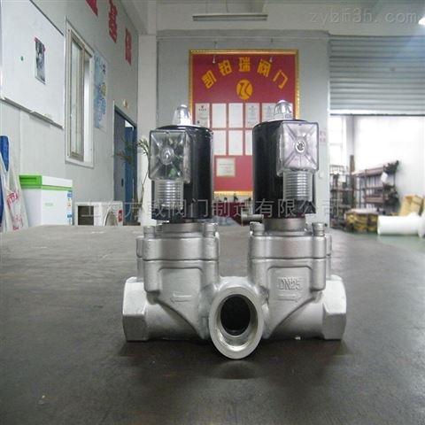 上海金盾2位3通 DN25 螺纹式安全阀