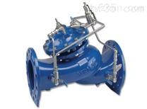 帶止回功能減壓閥 BERMAD隔膜式水力穩壓閥