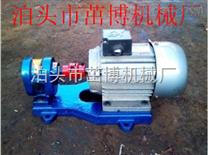 茁博XCB系列小流量高压齿轮泵