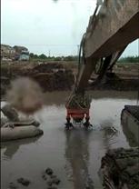 渣漿泵廠家-挖掘機抽泥泵-液壓泥漿泵