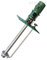 液下泵型号:FYB型不锈钢液下泵