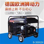300A汽油发电电焊机厂家价格我要买