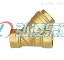 供应GL-16T过滤器,黄铜y型过滤器,过滤器生产厂家,黄铜水过滤器