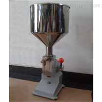 河北沧州手动膏液灌装机A03型