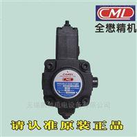 台湾CML全懋精机IGH-6F-125-R齿轮泵
