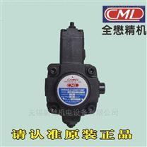 臺灣CML全懋精機IGH-6F-125-R齒輪泵
