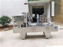 武漢呂工牌全自動杯裝酸奶灌裝封口機