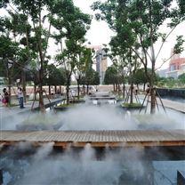 公园喷雾造景设备