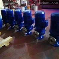 304不锈钢管道式排污泵