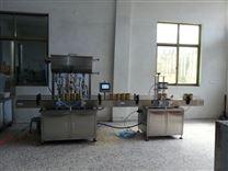 涼拌油自流式//直線式自動灌裝機