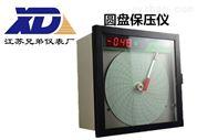 中原圖有紙記錄儀中圓盤壓力測試機保壓儀