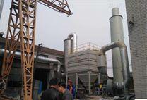 铸造厂砂箱车间除尘器造型线管道安装
