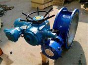 矿用瓦斯专用电动蝶阀用途