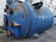 搪瓷反应器 冷凝器 储罐