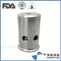 不銹鋼衛生級安全排氣閥