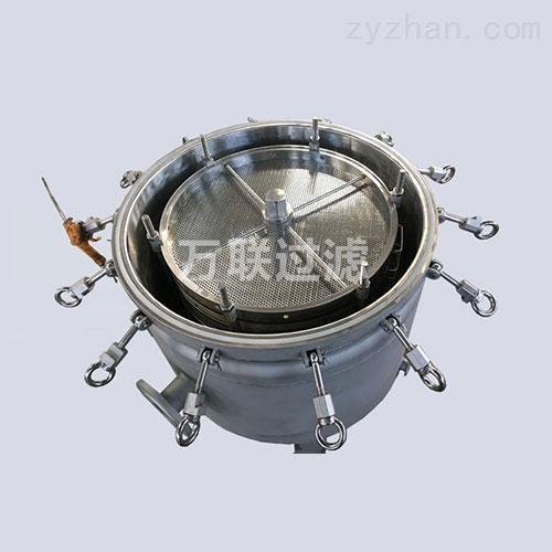 保温高容量过滤器