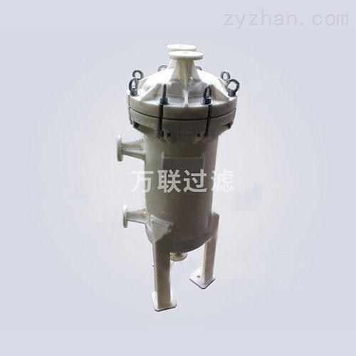 立式聚丙烯滤芯过滤器