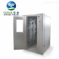浙江孚夏FLB-1200型雙人雙吹風淋室