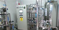 防止制藥純化水設備系統形成菌膜