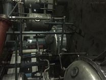 廣東臥式雙螺旋混料機熬膠水電加熱反應釜