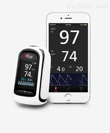美國邁心諾指尖脈搏血氧儀 MightySat™Rx