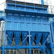 水泥罐裝廠倉頂單機脈沖除塵器改造新方案
