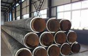 聚氨酯复合保温管施工,玻璃钢直埋管出厂价