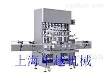 申越CGF-8L全自动多头活塞式浓酱灌装机