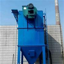 铸造厂熔铝炉高温布袋除尘器设计主体结构