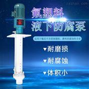 浸入式耐腐蚀液下化工泵