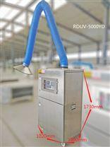 饒陽可移動VOC廢氣處理器價格