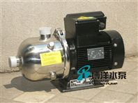 CHL2-20輕型臥式不銹鋼多級離心泵