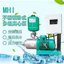 锅炉给水系统增压泵1.1KW单相变频稳压机