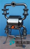QBW-40不锈钢卫生级气动隔膜泵