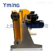 国产软管泵对粘胶的输送