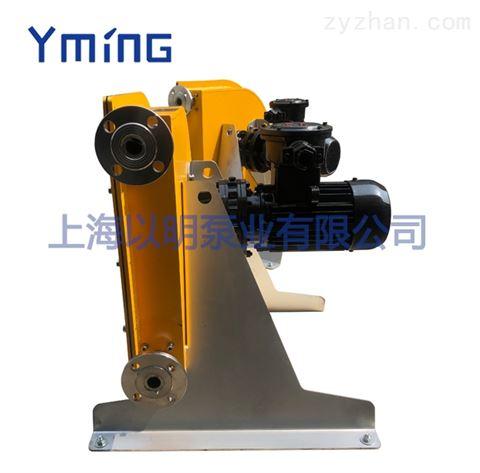 品牌工业软管泵报价—上海以明YM-50