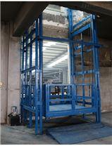大連液壓式貨梯導軌升降平臺
