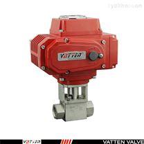 德国VATTEN品牌电动高压球阀
