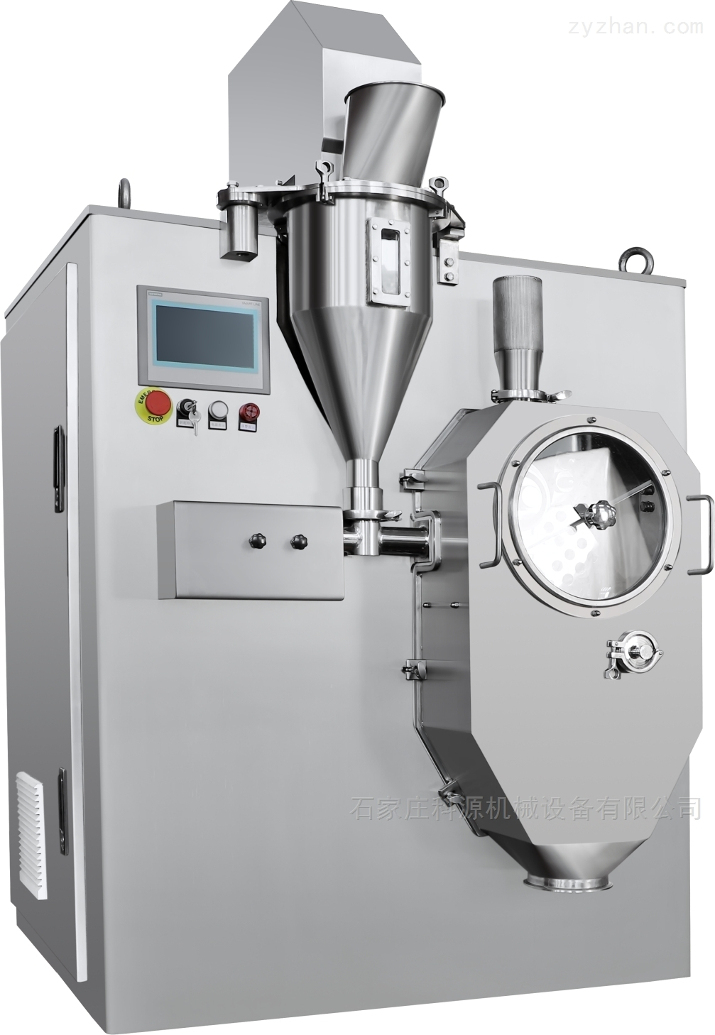 GZL150-40L中式干法制粒机