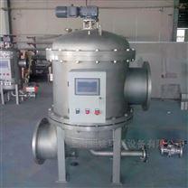 循環水自清洗過濾器工作原理