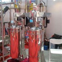 油水管式分离心机产品特点