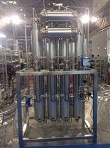 500L/h電加熱多效蒸餾水機