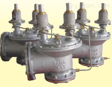 先导式呼吸阀DA49L-2.5P DN100