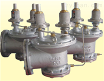 先導式呼吸閥DA49L-2.5P DN100