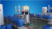 GZM-50L自动灌装酒精压盖液体灌装机
