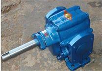 红旗2CY-21/2.5齿轮泵  泵的技术参数