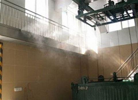 垃圾场喷雾除臭机器