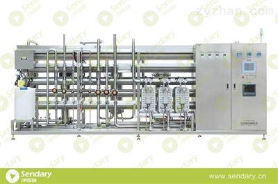 1T/H制药纯化水设备