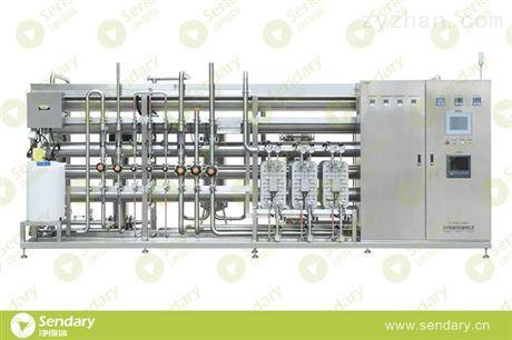 医疗器械反渗透纯化水设备